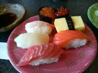 【千歳】回転寿司