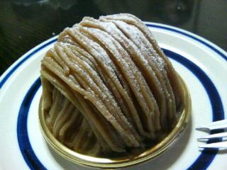 【町田成瀬】ケーキ