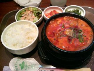 【浜松町】韓国料理