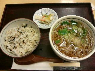 【東京駅】そば