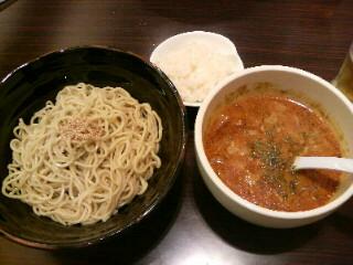【東京ドーム】つけ麺