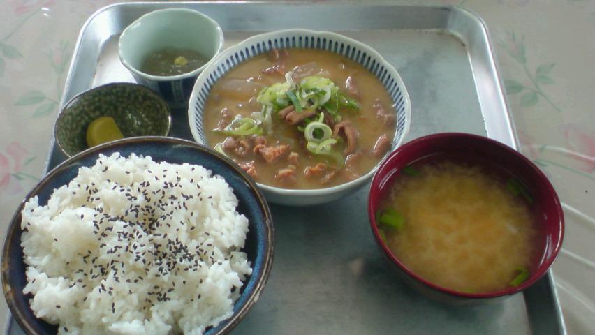 【秋田】ホルモン定食