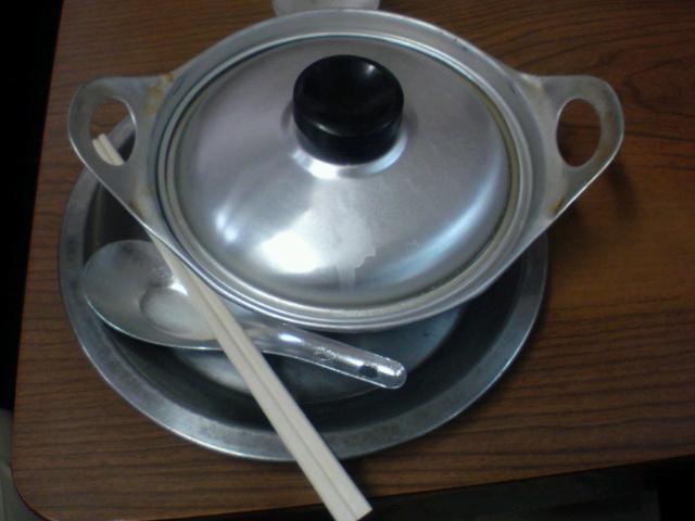 【松山】鍋焼きうどん