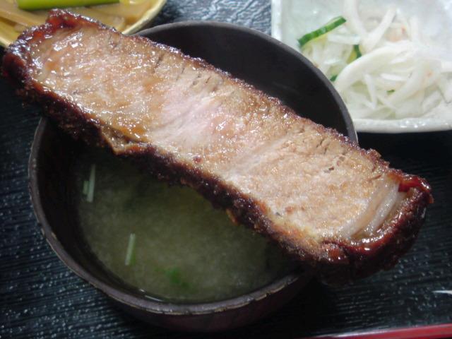 【会津若松】ソースかつ丼