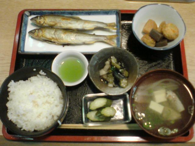 【金沢】市場食堂