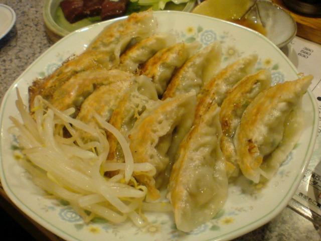 【浜松】餃子・ホルモン焼き