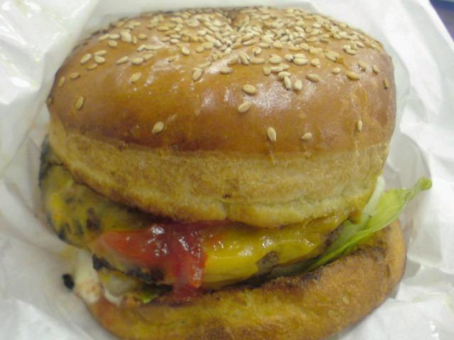 【浜松町】ハンバーガー