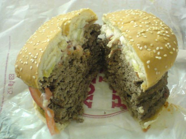 【渋谷】ハンバーガー