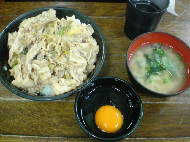 【立川】すた丼