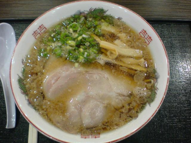 【福山SA】尾道ラーメン