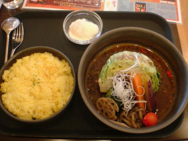 【仙台】スープカレー