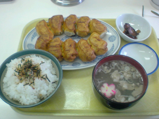【久喜】ホワイト餃子